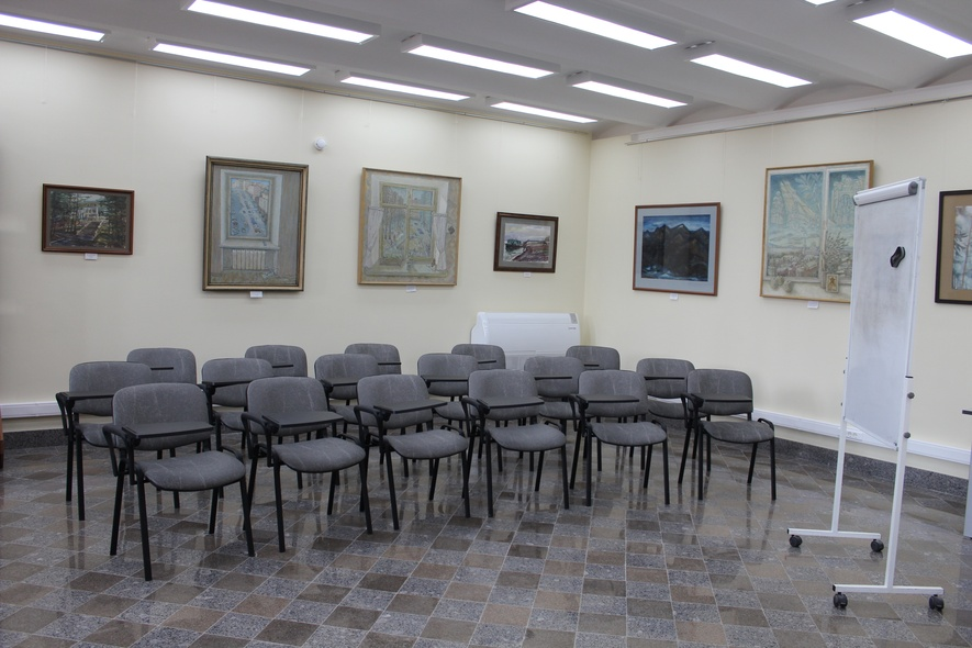 Additional conference-hall № 4