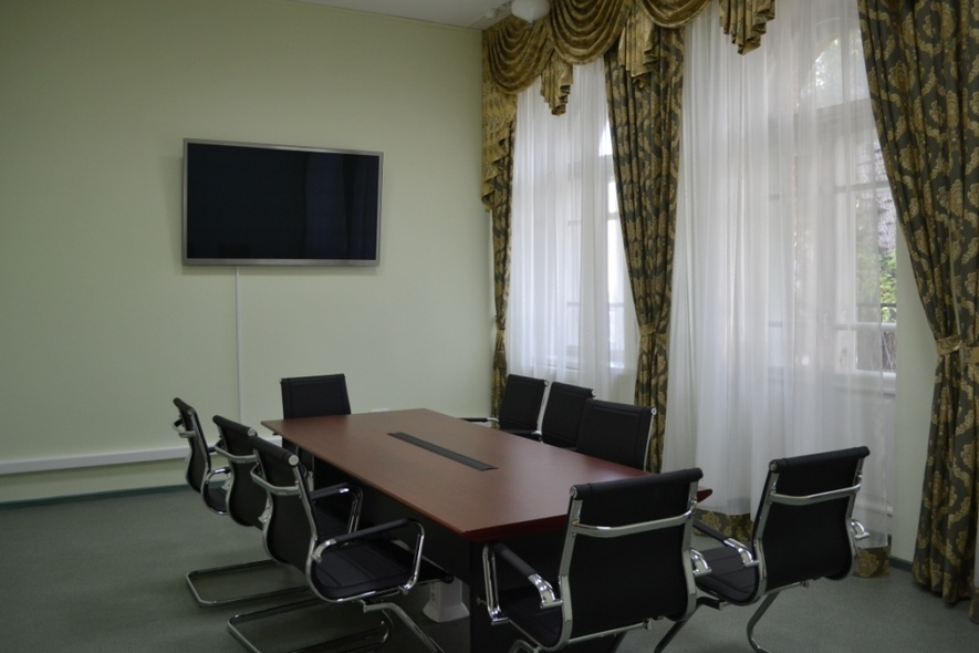 Additional conference-hall № 1