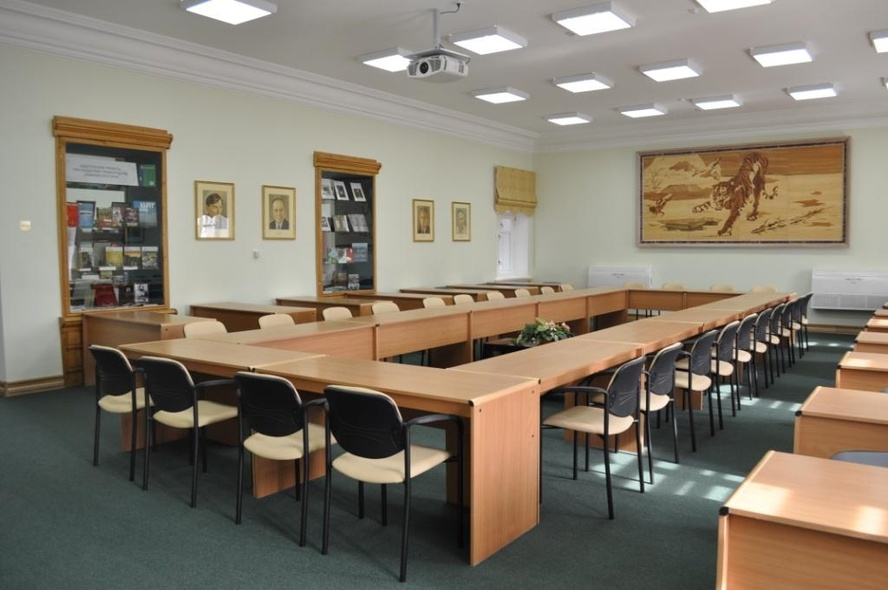 Additional conference-hall № 3